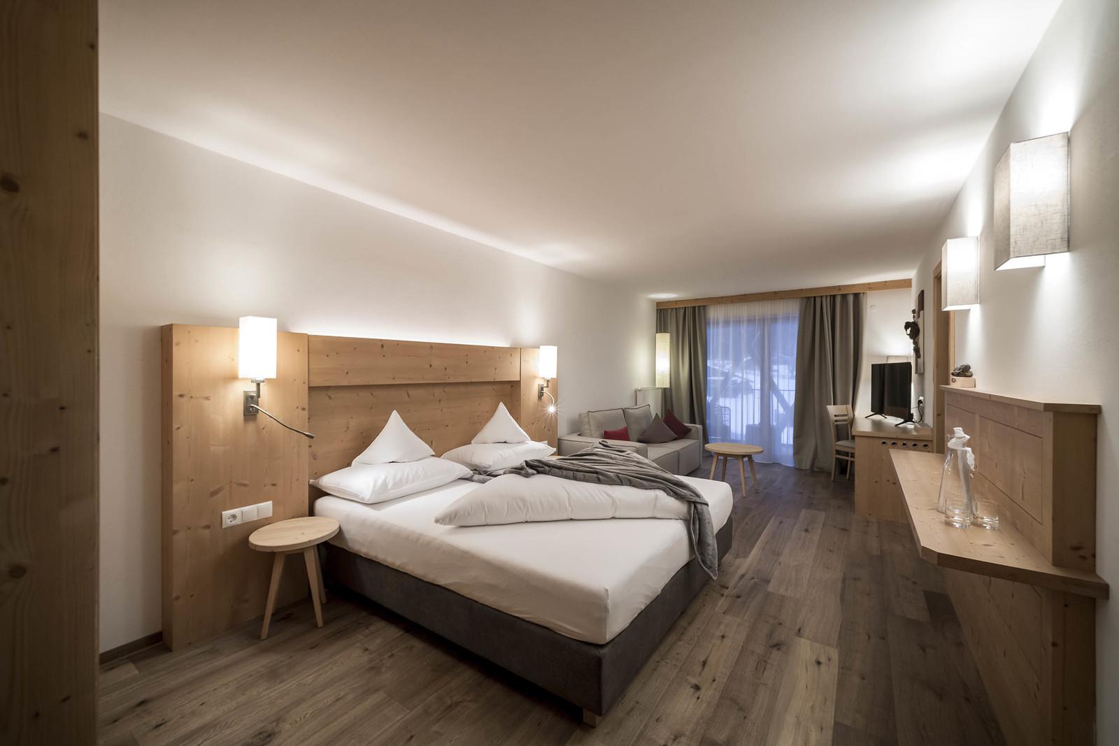 Camere da letto con parquet perfect nobile parquet in - Camera da letto con parquet ...